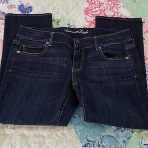 America Eagle jeans,  size 10